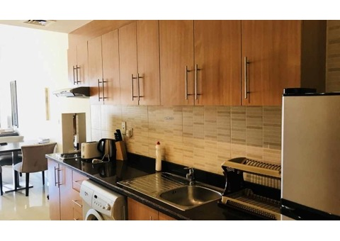 Reduced Rent !!Spacious and Furnished Studio Apartment for rent
