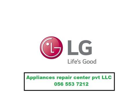 LG Service Center Sharjah 056 553 7212