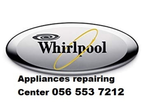 WHIRLPOOL Service Center Sharjah 056 553 7212