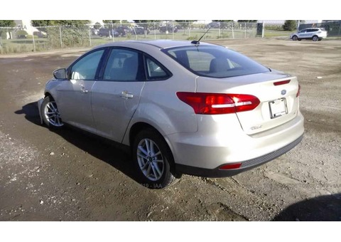 2017 FORD FOCUS USA IMPORTED FOR SALE