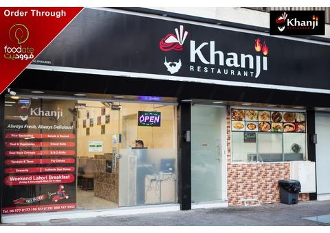 Running Restaurant For Sale Sharjah (Abu Shaghara)
