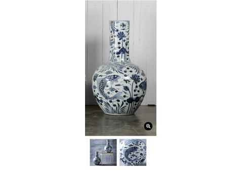 Ralph Lauren Vase for Sale