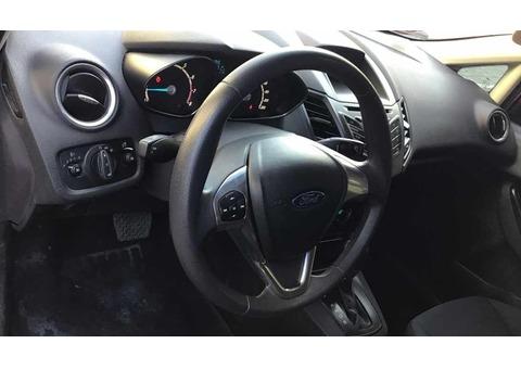 2016 Ford Fiesta Trend 1.6L