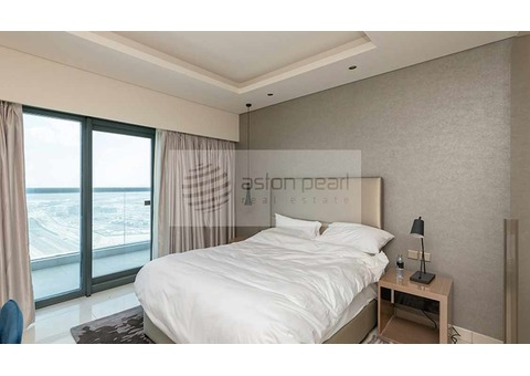 Fully Furnished 2BR | Exclusive | Vacant