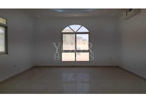 4 bed room single story villa in barsha 2