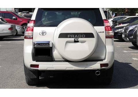 Toyota Land cruiser Prado 2015 VXR