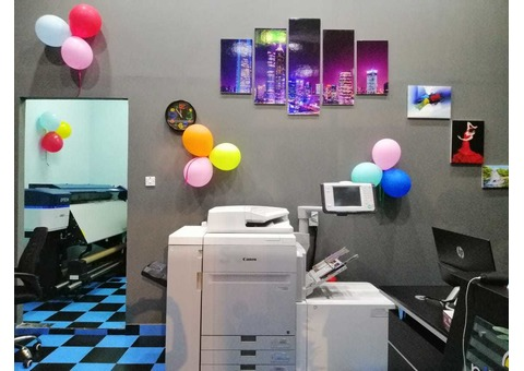Printing Company for Sale