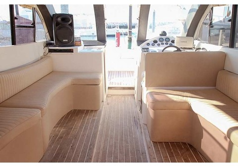 40 YACHT FOR SALE!! 130,000 AED