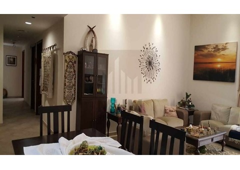 Ready to move in spacious 3 BHK with view of greenery