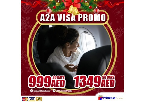CHRISTMAS PROMO FOR AIRPORT TO AIRPORT VISA CHANGE STARTS @ 999