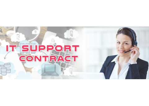 IT support companies in the UAE | IT support contract Dubai