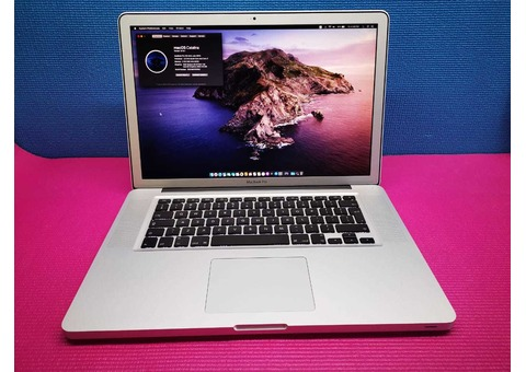"15"" Macbook Pro 2011 - Intel Series i7/2.4 GHZ"