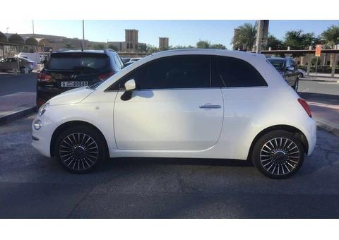 2018 Fiat 500 1.4L