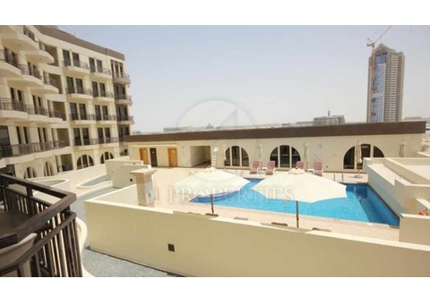 Spacious Fully Furnished Studio in Arjan