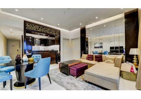 Furnished + Lavish 1BR   Near Dubai Mall