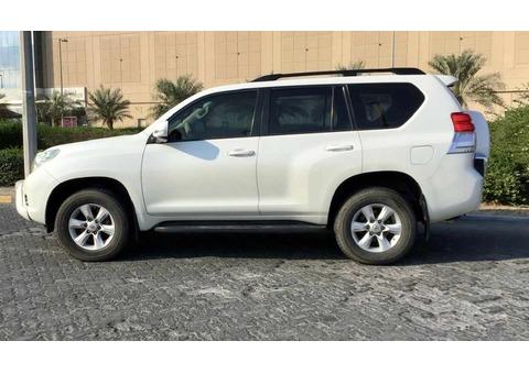 2012 Toyota Prado TXL 4.0L