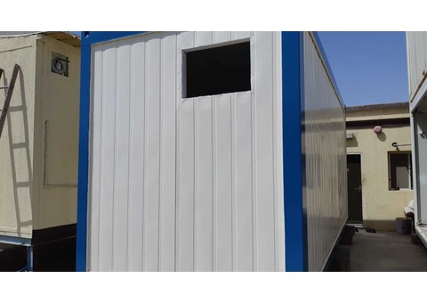 Office Container , Sandwich panel containers for sell 50 PCs available