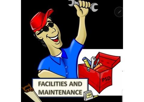 home repair, decor, duct clean, air con, electrical, handyman, plumbing