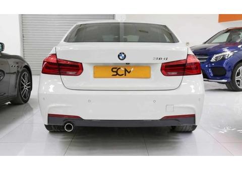 BMW 318I MKIT (White)