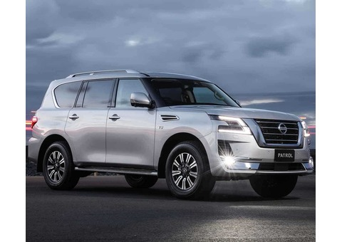 RHD NEW NISSAN PATROL, 5.6L, PETROL, AUTO - FOR EXPORT ONLY