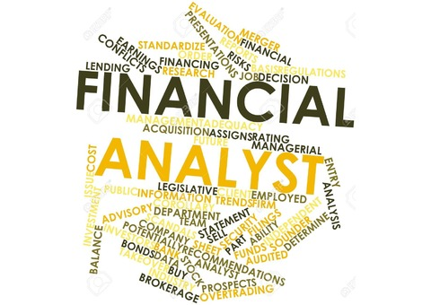 URGENT REQUIREMENT FOR FINANCIAL ANALYST
