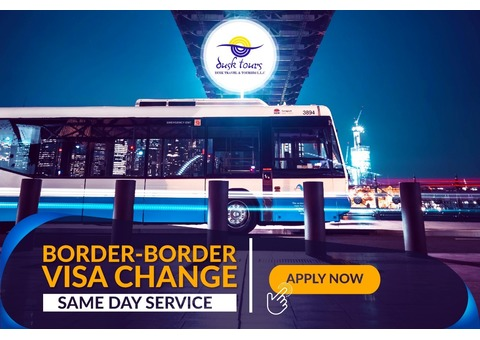 Border to Border 90 days Visa Change Package