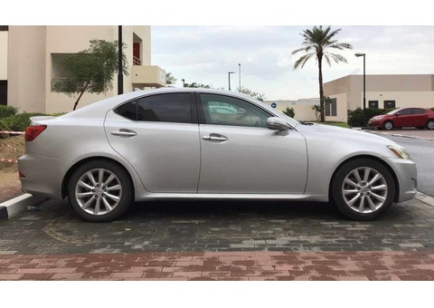 2009 Lexus IS250 2.5L