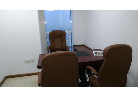 Office space available for rent
