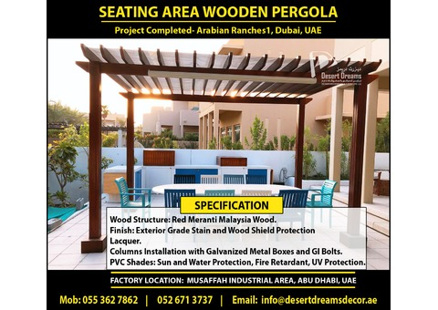 Events Pergola Dubai   Backyard Pergola   Landscape Pergola Uae.