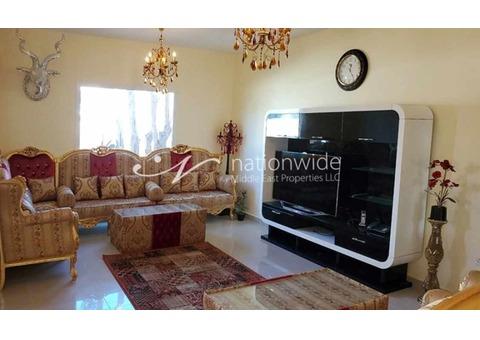 Negotiable Price! Spacious Double Row Villa
