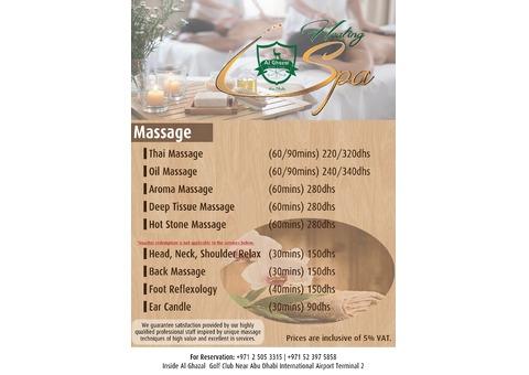 Al Ghazal Healing Spa