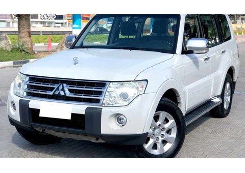 ACCIDENT FREE! 2009 MITSUBISHI PAJERO GLS V6 3.0 GCC W/ DVD Entertainment