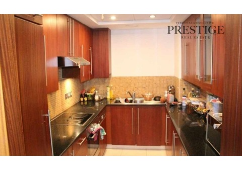 Spacious 1 Bed Apt. in 8 Boulevard Walk