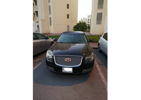 GEELY EMGRAND 8 2015 FOR SALE