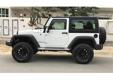 2016 Jeep Wrangler 2 Door Sport