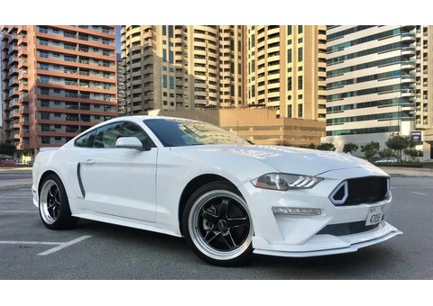 Mustang 2018 Eco-Boost Turbo for sale