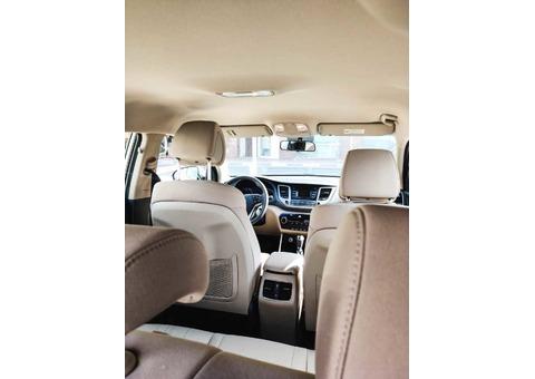 CAR FOR RENT : HYUNDAI TUCSON 2018