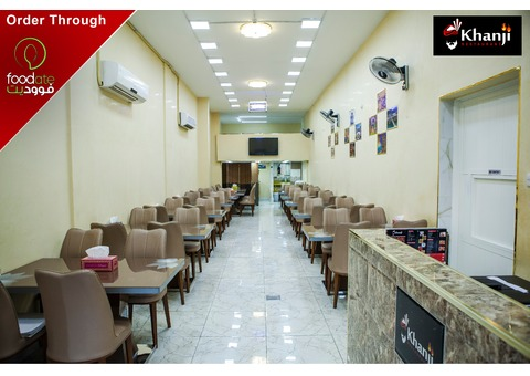 Running Restaurant For Sale Sharjah (Abu Shaghara)