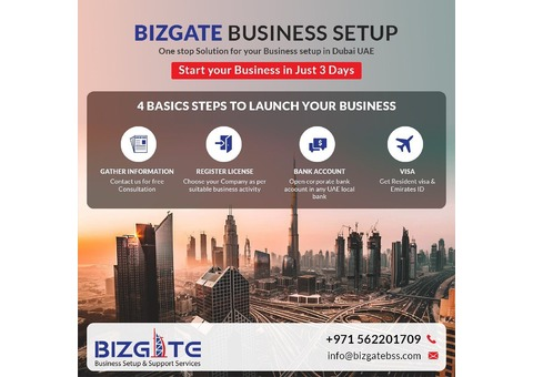 SETTING UP YOUR DREAM COMPANY IN UAE IS JUST ONE CLICK AWAY !!