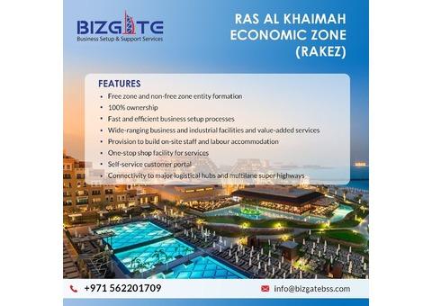START YOUR OWN COMPANY IN RAS AL KHAIMAH ECONOMIC ZONE WITHIN 3 DAYS