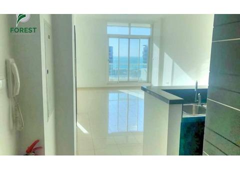 Sea View | Spacious 1 Bedroom | Unfurnished