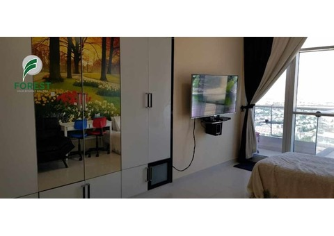 Fully Furnished Studio with Community View