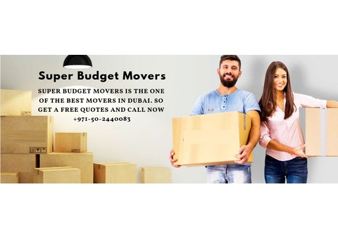 Super Budget Movers And Packers Dubai