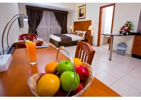 Hotel Apartment ( Studio/ 1 Bedroom) for Rent ( Daily Weekly Monthly Yearly)