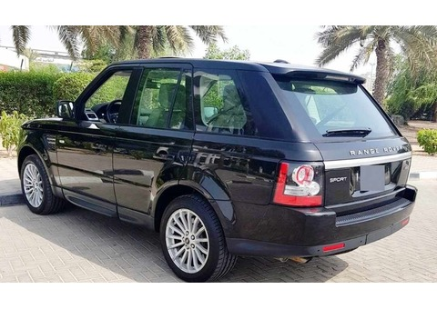 BIG OFFER ! RANGE ROVER HSE SPORTS //1340 X 48 // 0 DOWN PAYMENT//GCC SPEC