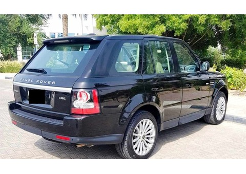 RANGE ROVER HSE SPORTS //1340 X 48 // 0 DOWN PAYMENT//GCC SPECS//AGENCY MA