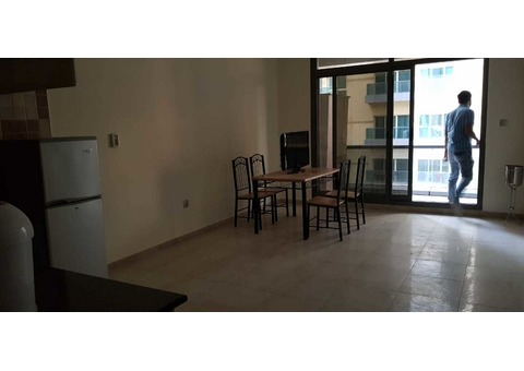 Best Deal Furnished Studio For sale in Hamza Tower Sports City