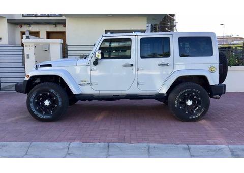 2013 Jeep Wrangler Unlimited Sahara 3.6L