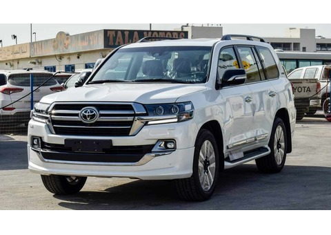 Toyota Land cruiser 4.5 Executive Lounge MY 2020 Zero K/M Only for Export