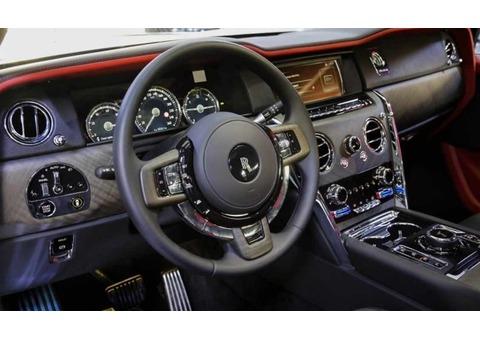 ROLLS ROYCE CULLINAN SUV 2019 (Black)